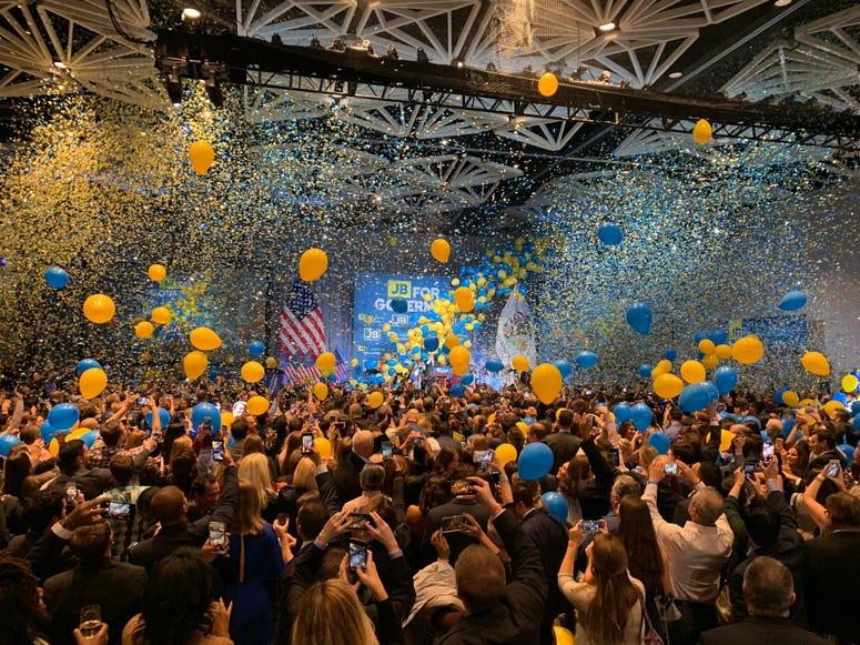 JB Pritzker Wins Governor's Race
