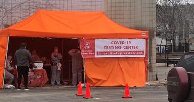 Innovative Express Care COVID-19 Testing