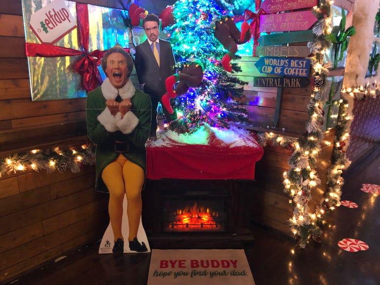 Elf'd Up Bar in Wrigleyville