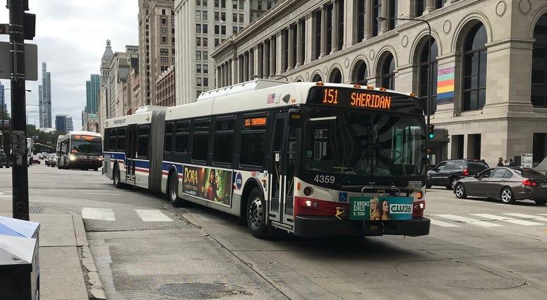 CTA Bus
