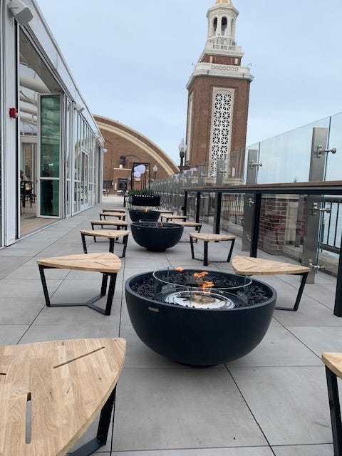 Chicago's Newest Rooftop Bar Sets World Record | WBBM-AM