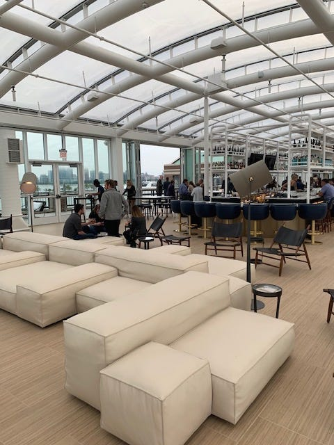 Offshore Rooftop at Navy Pier
