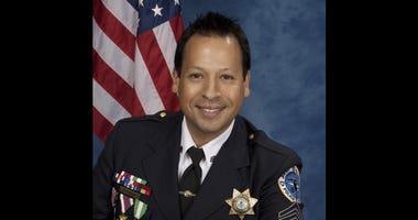 Joliet Sgt. Javier Esqueda