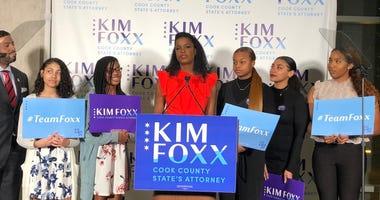 Kim Foxx Acceptance Primary