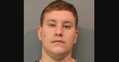Collin J. Hamlin Alleged Cop Impersonator