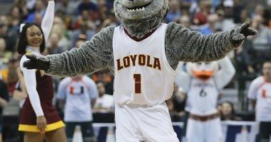 Loyola Mascot
