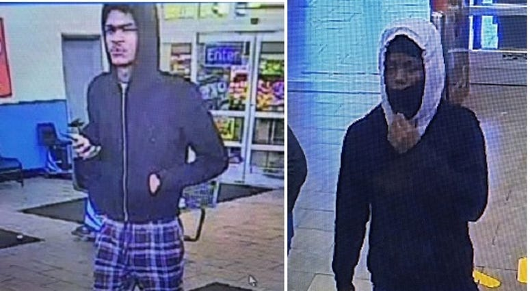 Suspects in a Nov. 20, 2019 robbery and abduction in New Lenox
