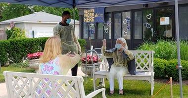 Nursing Home Visits Illinois
