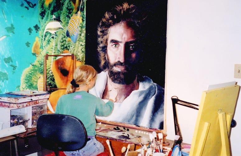 Art Akiane, LLC, Painting Prince Of Peace