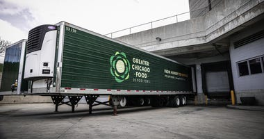The United Center has announced the Greater Chicago Food Depository will be utilizing the United Center as a satellite storage facility in response to the increased need for food.