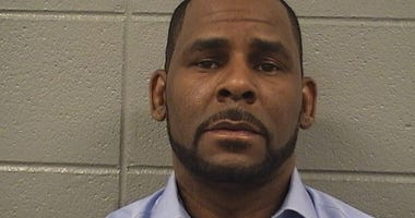 R. Kelly Mugshot, Robert Kelly, Child Support