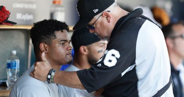 White Sox Fall To Tigers In Road Finale