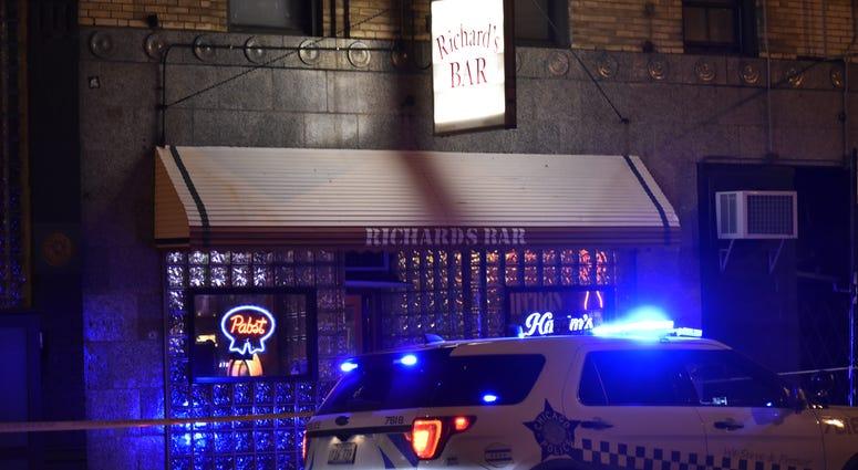 Richards Bar Stabbing Fatal