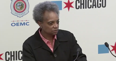 Mayor Lori Lightfoot provides update following weekend unrest.