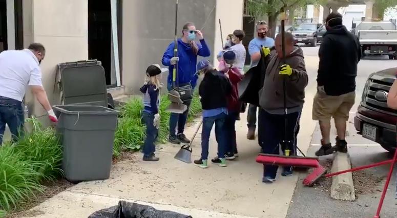 Aurora cleanup