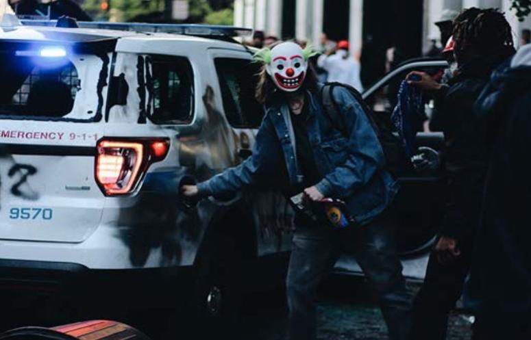 US Attorney Evidence Photo Clown Suspect
