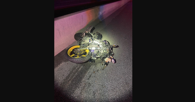 Motorcyclist fleeing police dies in crash with semi in NW Indiana