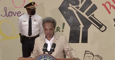Mayor Lightfoot joined city departments, agencies, and street outreach partners to announce public safety efforts ahead of the Fourth of July weekend.