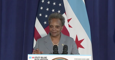 Mayor Lori Lightfoot saidpeople and businesses are getting the message about COVID-19 restrictions and health orders, one way or another.