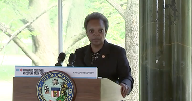 Mayor Lightfoot released Thursdaythe advisory reportaimed at guiding the city's recovery from COVID-19 moving forward.
