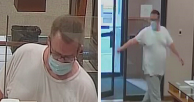 Aurora Bank Robbery Suspect FBI