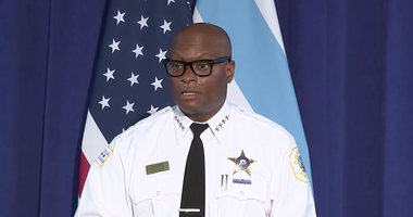 Chicago Police Superintendent David Brown