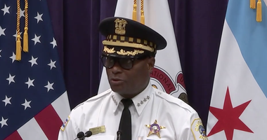 Chicago Police Superintendent David Brown