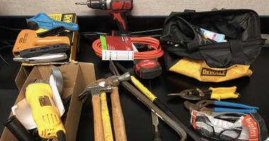 Burglary Tools Found In Box Truck