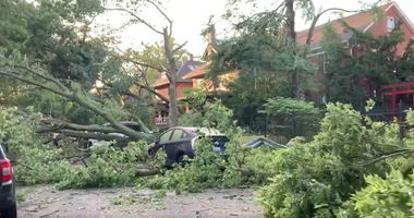The National Weather Service has confirmed a tornado did touchdown Monday in the city of Chicago.