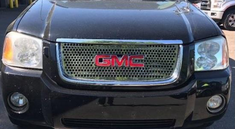 Police released a photo of a GMC Envoy SUV similar to the one wanted in connection with a fatal hit-and-run crash July 4, 2019, in the 4900 block of West Diversey Avenue.