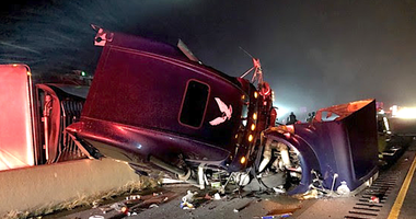 The crash happened in LaPorte County, Indiana on Sept. 16, 2019.