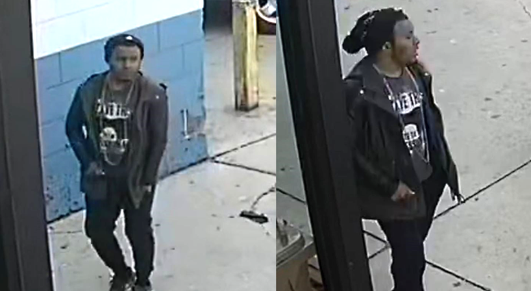 Police say this man is wanted for allegedly exposing himself April 5, 2020, in the 4200 block of West North Avenue.
