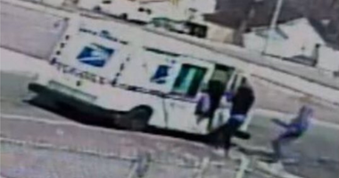 Authorities are looking for two teenagers wanted for robbing a U.S. Postal Service employee April 6, 2020, in North Chicago.