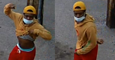 Police released surveillance photos of the suspect in a shooting June 16, 2020, in the 1500 block of West Fillmore Street.