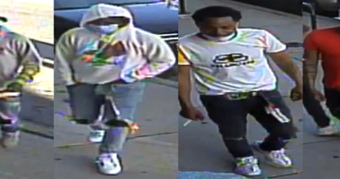 Police released surveillance photos of four men wanted for allegedly burglarizing a business May 31, 2020 in the 5900 block of West Roosevelt Road.