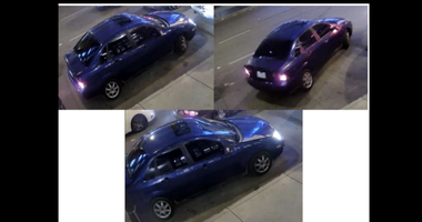 Police are looking for a vehicle in connection with a fatal shooting May 30, 2020, in River North.