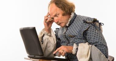Shakespeare Computer