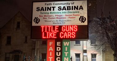 St. Sabina Church