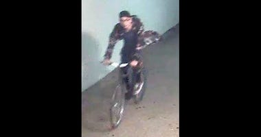 Police say this man is wanted for sexually assaulting a person Tuesday in the Streeterville neighborhood.