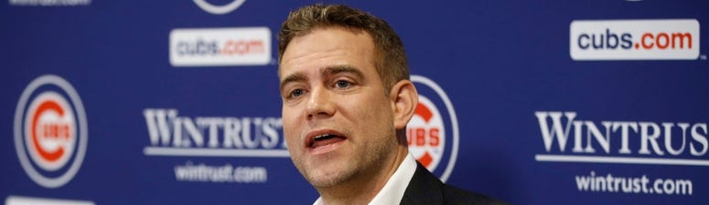 Epstein Talks New Cubs Manager, Futures Of Key Players