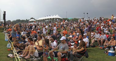 Bourbonnais Training Camp Bears