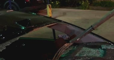 """I can't believe we survived"" – those are the words of an Uber driver, telling his story about how a large group of teenagers attacked his car in the Loop on a Saturday night earlier this month."