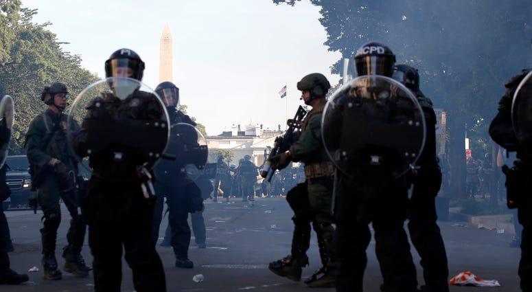 Washington DC Demonstration
