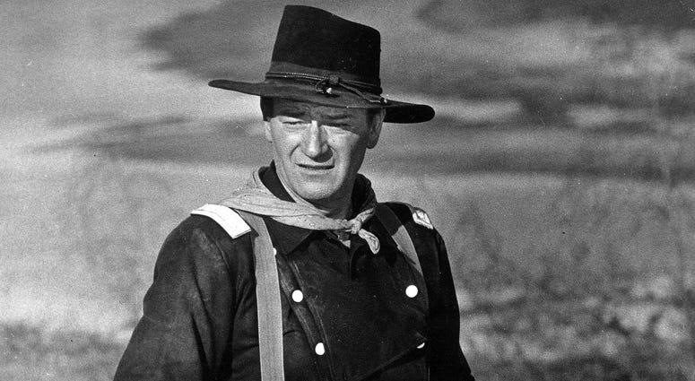 Still Image John Wayne