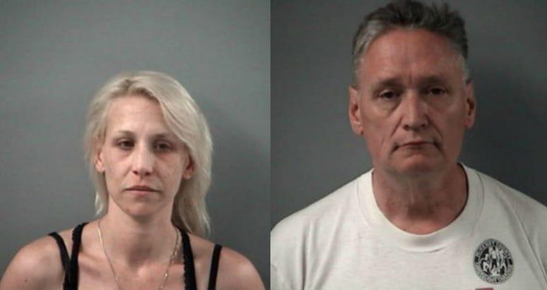 JoAnn Cunningham and Andrew Freund Sr.