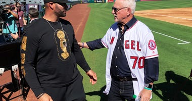 Maddon Unveils Plans For His New Team, The Angels