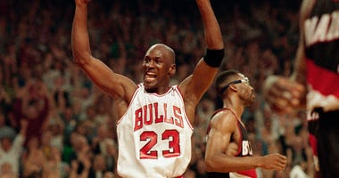 'The Last Dance': Jordan Says Winning 6th NBA Title With Bulls Was 'Trying Year'
