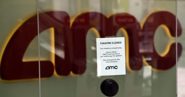 Cinema Chain AMC Says It May Not Survive The Pandemic
