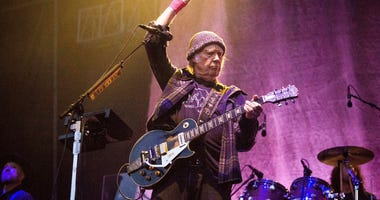 Neil Young Sues Trump Campaign