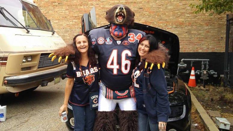 Don 'Bearman' Wachter